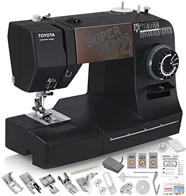 TOYOTA Super Jeans J34 Sewing Machine