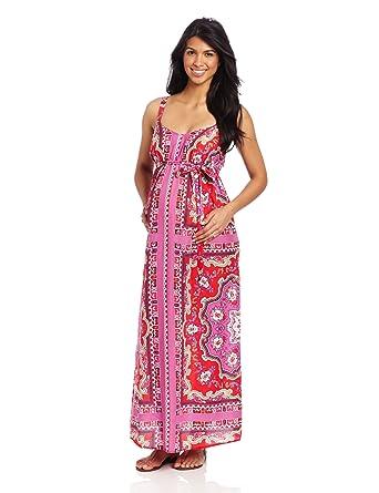 d7e56357f53 Jules   Jim Women s Maternity Maxi Dress