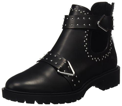 COOLWAY Ankara, Botines para Mujer, Negro (Blk), 39 EU: Amazon.es: Zapatos y complementos
