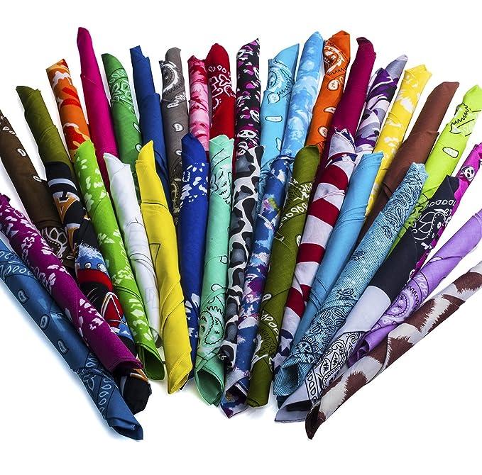 Dating fast color bandanas