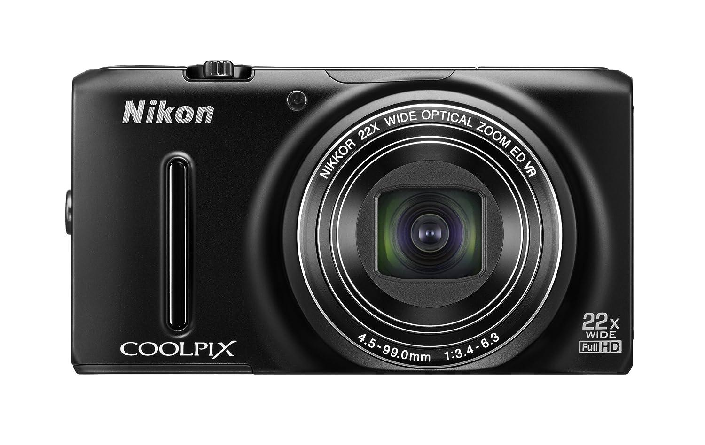【5%OFF】 Nikon デジタルカメラ S9500 COOLPIX S9500 光学22倍ズーム Wi-Fi対応 マットブラック S9500BK マットブラック Wi-Fi対応 マットブラック B00B7FO0SU, 京菓子處 鼓月:677f1f7b --- pizzaovens4u.com