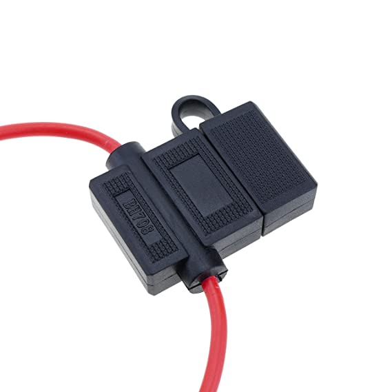 SO062 BeMatik Blade Fuse Holder with Cable