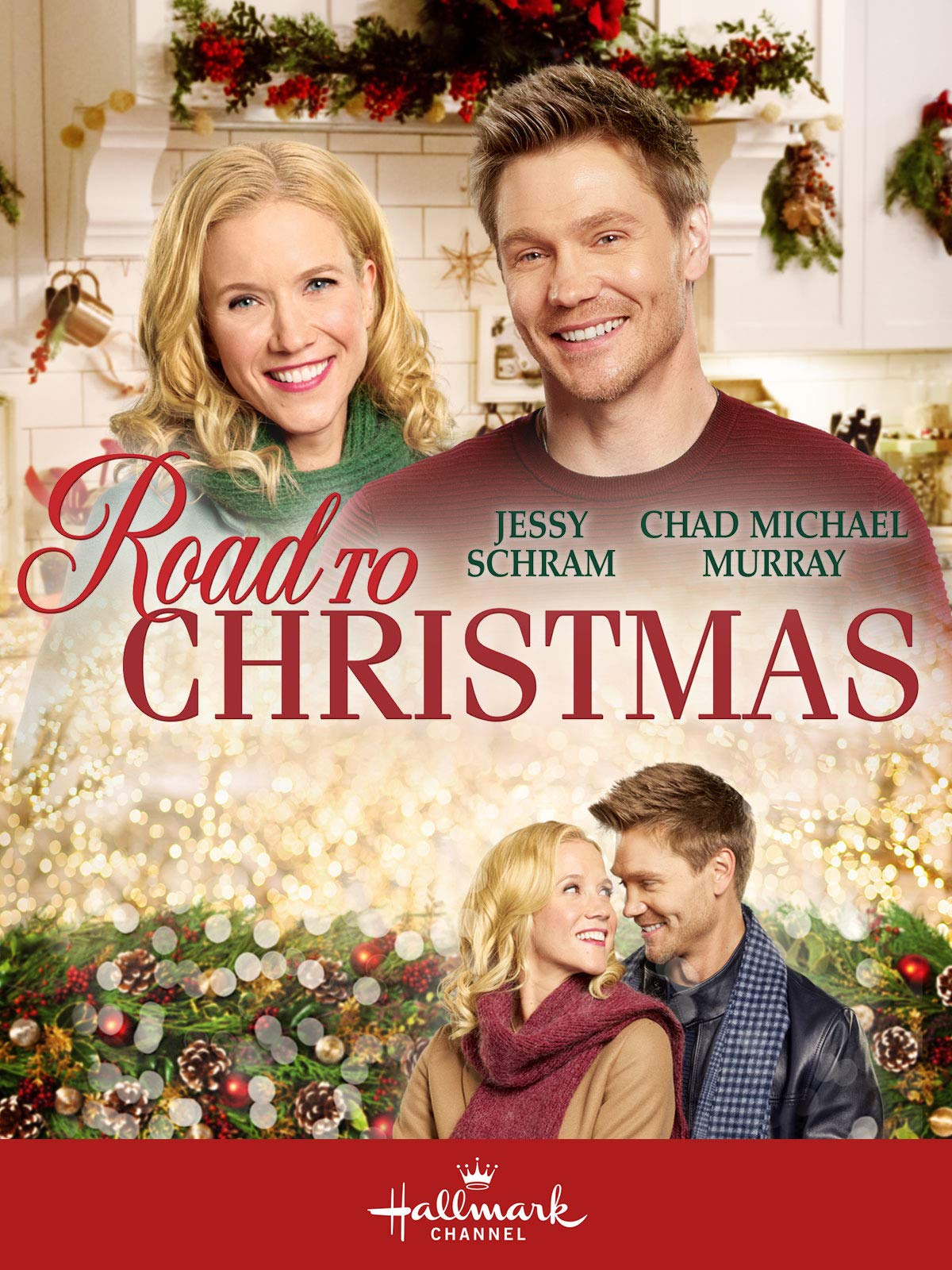 Road To Christmas 2020 Watch Online Watch Christmas Wishes & Mistletoe Kisses | Prime Video