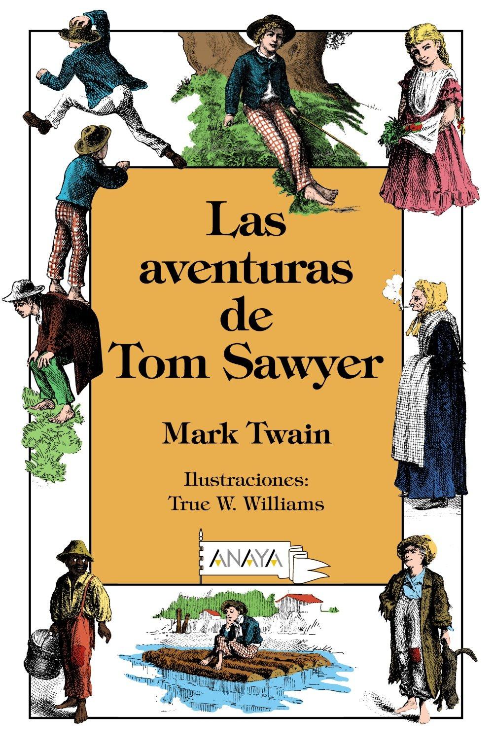 Las aventuras de Tom Sawyer Literatura Infantil 6-11 Años - Libros ...