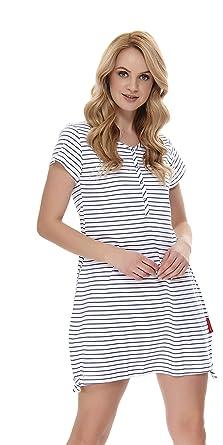 eefecac7a9026 dn-nightwear women's nightdress for pregnancy and breastfeeding ...