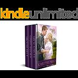 Kari Trumbo's Cutter's Creek: Books 1-3