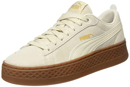 b04e750224f Puma Women s Smash Platform Sd Low-Top Sneakers Black  Amazon.co.uk ...
