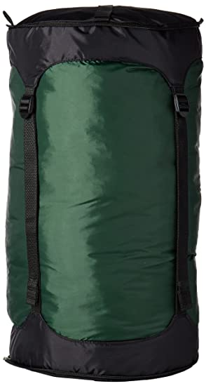 Coghlans 30L Compression Sack - Funda de compresión para saco de dormir, color verde, talla UK: 30 litros: Amazon.es: Deportes y aire libre