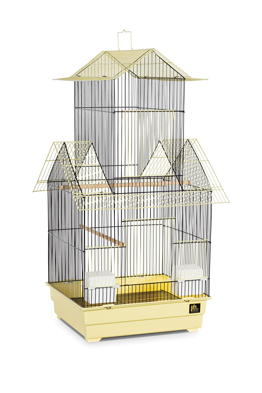 Prevue Pet Products Beijing Bird Cage, Blue/Black SP41730-1