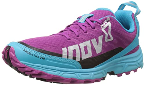Inov-8 Race Ultra 290 W Zapatillas de trail running purple: Amazon.es: Zapatos y complementos