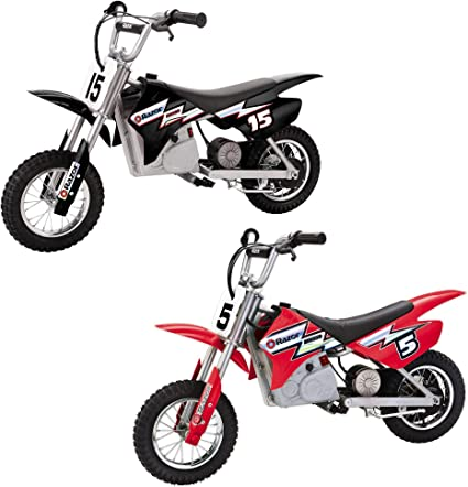 Amazon.com: Razor Dirt Rocket - Motocross eléctrico para ...