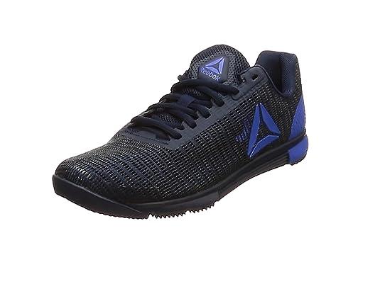 Reebok Herren Speed Tr Flexweave Multisport Indoor Schuhe, grau, L