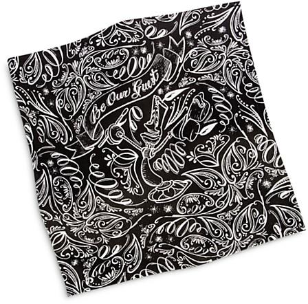 Be Our Guest Cloth Napkin | Kitchen Essentials | Disney Store
