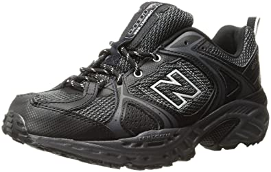 New Balance Men's 481v2 Trail Running Shoe, Black/Silver, ...