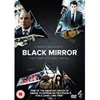 Charlie Brooker's Black Mirror - Series 1 [Import anglais]