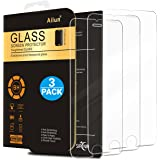 iPhone 6s Screen Protector,iPhone 6 Screen Protector,[3 Pack]by Ailun,Tempered Glass for 4.7inch iPhone 6,iPhone 6s,2.5D Edge,Case Friendly,SIANIA Retail Package