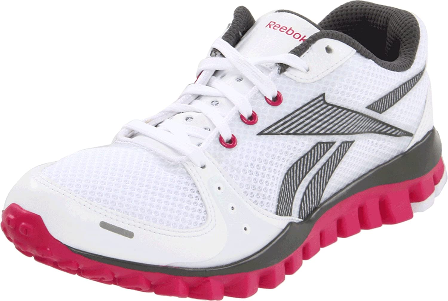 Amazon.com | Reebok Women's RealFlex Transition Cross-Training Shoe |  Fashion Sneakers