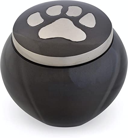 Slate Best Friend Services Mia Paws Series Pet Urn