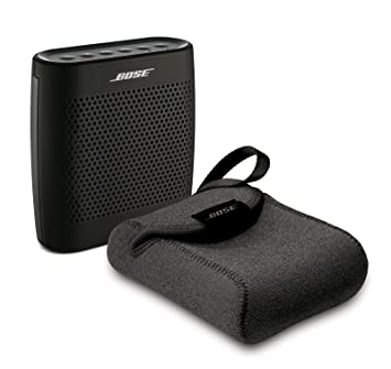 bose bluetooth speakers amazon. bose soundlink color black bundle | bluetooth mobile speaker with travel case speakers amazon