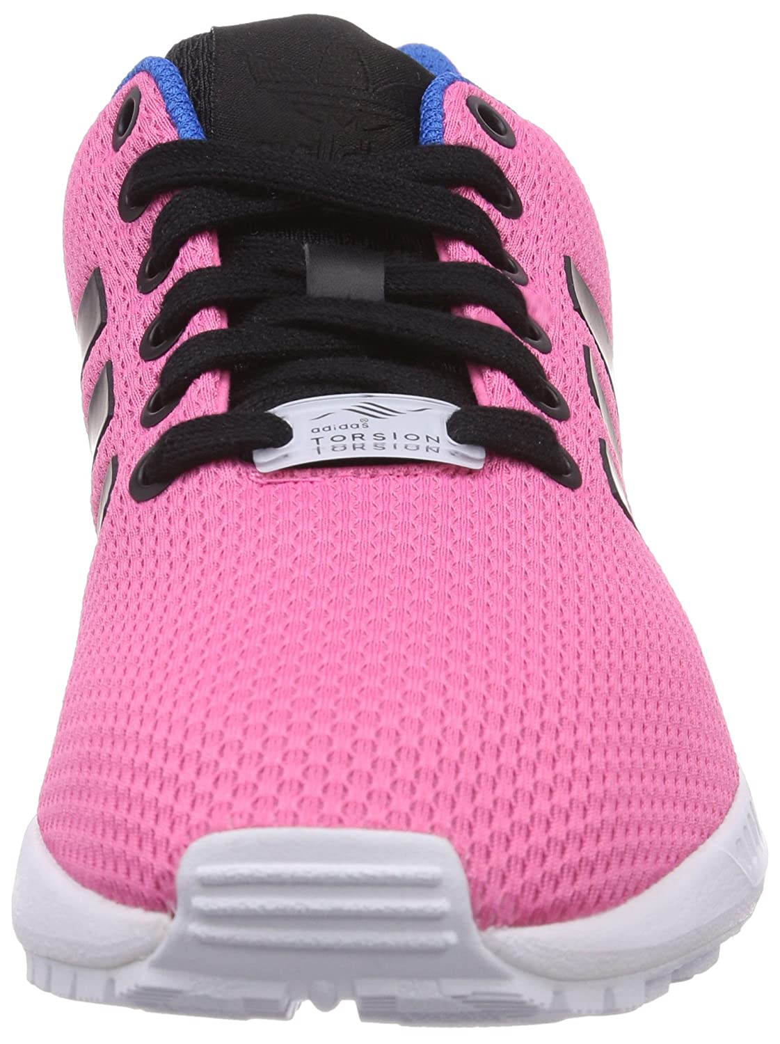 ecc3455f9 adidas Originals Men s Zx Flux Semi Solar Pink