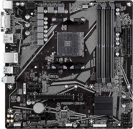 Gigabyte A520m Ds3h Computer Zubehör