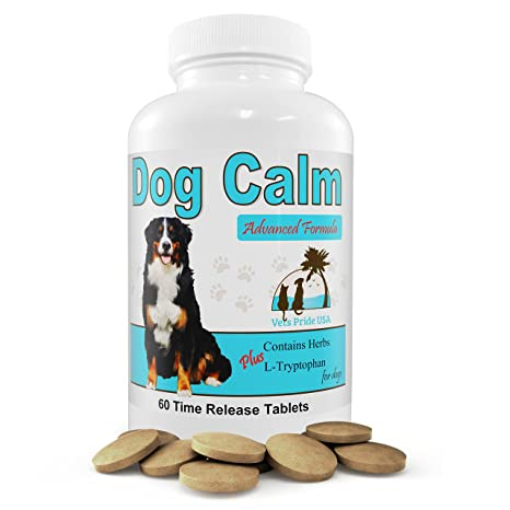 Herbal supplements for anxiety in dogs