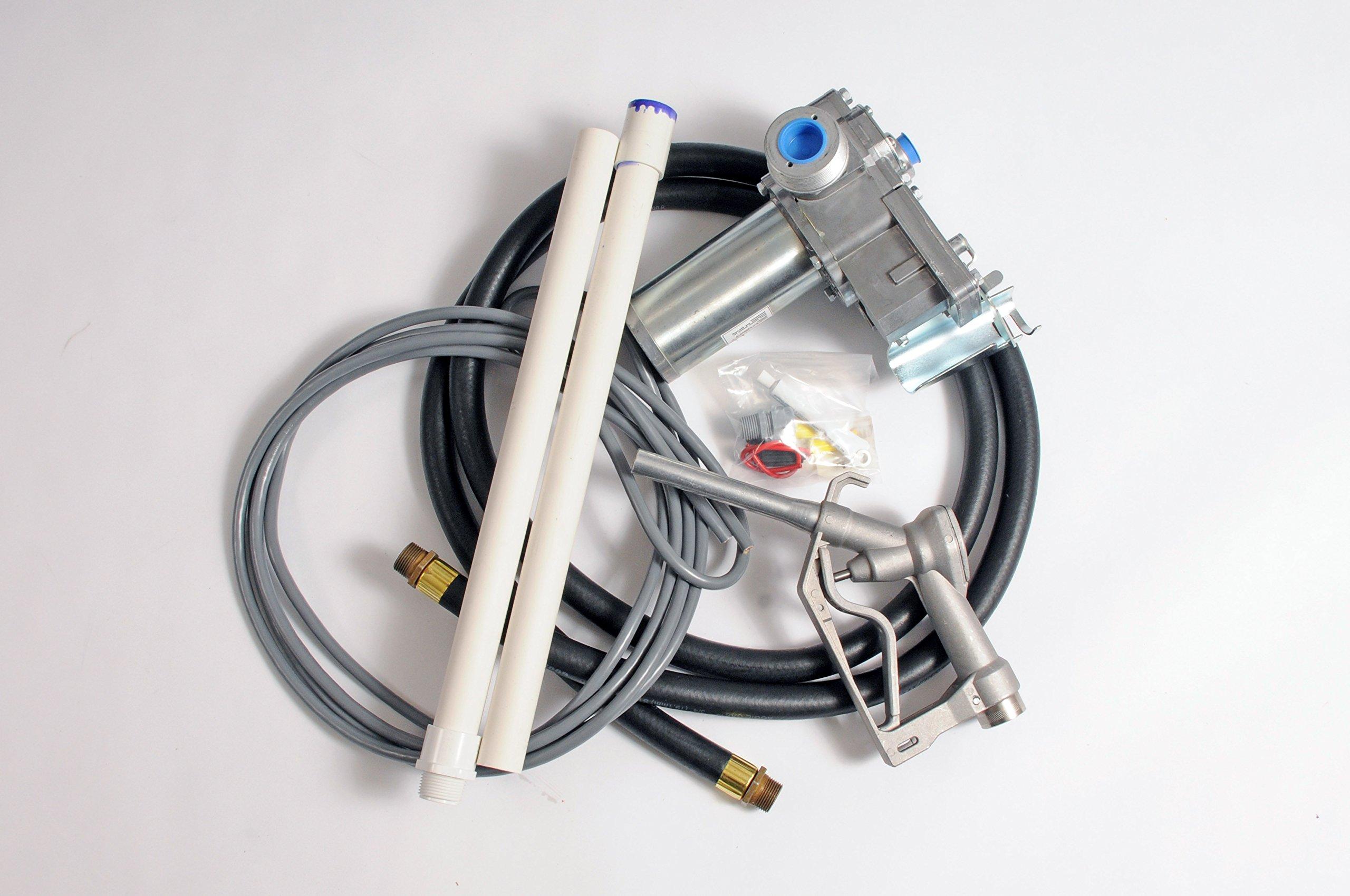 GPI 123000-06 Rotary Fuel Transfer Pump