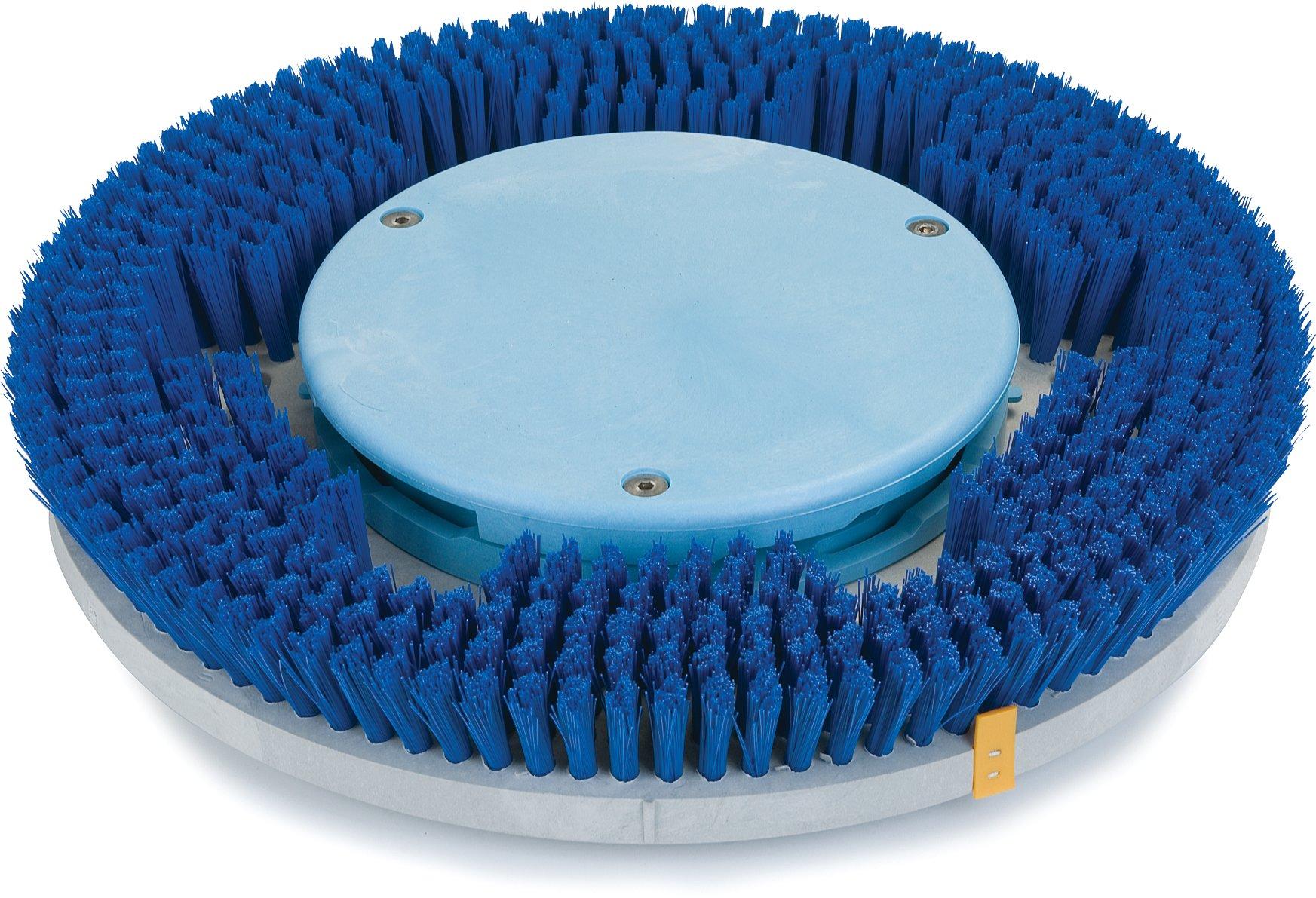 Carlisle 361600A18-5N Colortech Adjust-A-Glide Soft 16'' - Blue (1 PER CASE)