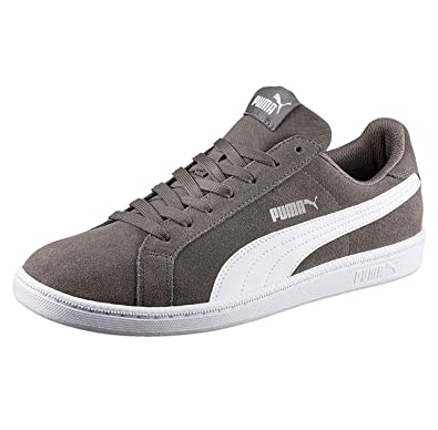 359d68a59dc11 Amazon.com   Puma Kids Smash Fun SD Jr Running Shoe (Steel Gray ...
