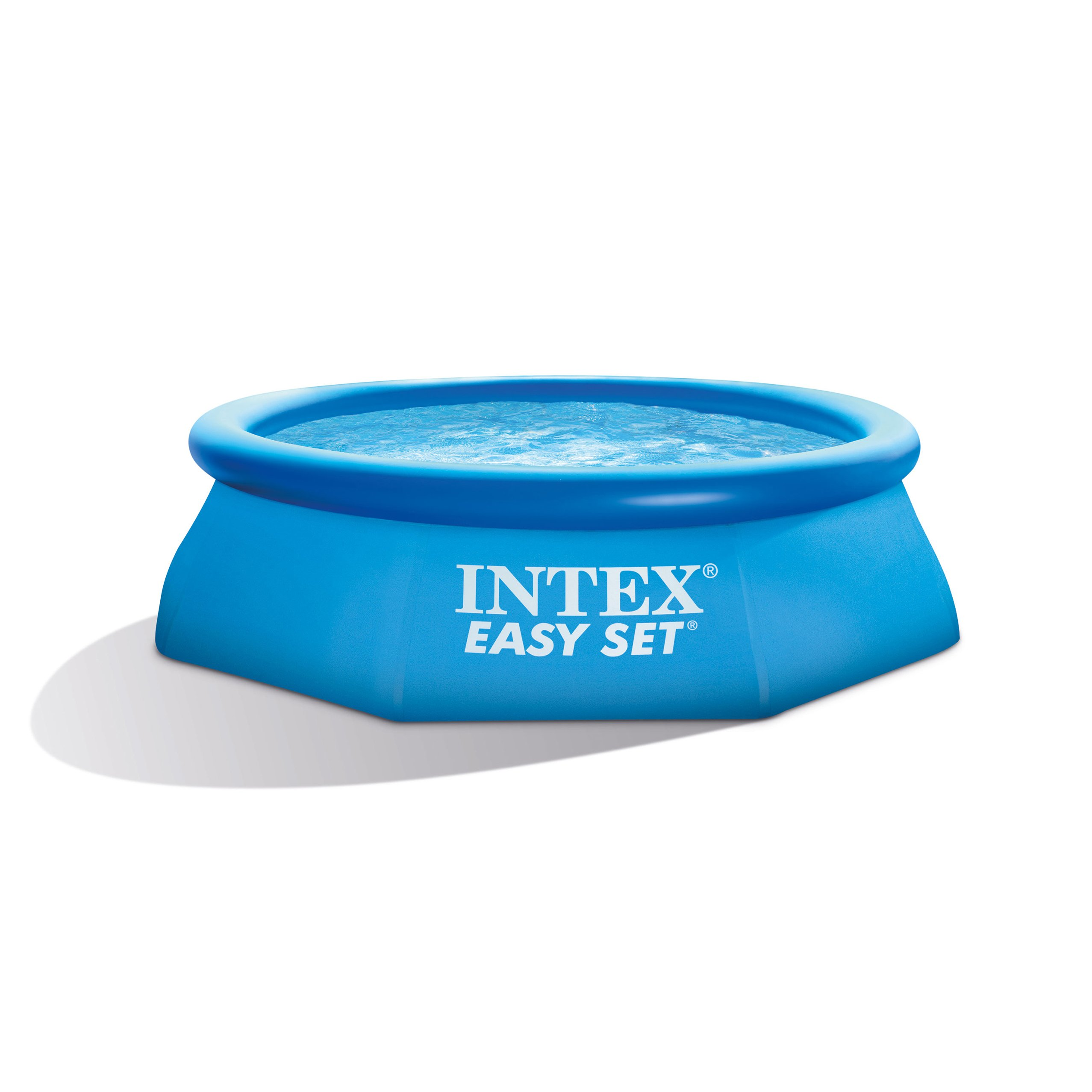 8' x 30'' Intex Easy Set Above Ground Swimming Pool with Filter Pump