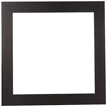 Amazoncom Arttoframes 15x15 Inch Espresso Walnut Picture Frame