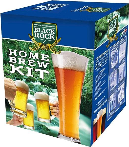 Maiol 21901 - Kit de elaboración Cerveza artesana - Malta Lager incluida: Amazon.es: Jardín