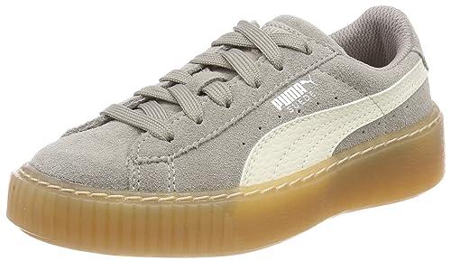 Puma Suede Platform SNK PS, Zapatillas Unisex Niños: Amazon.es: Zapatos y complementos