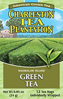 product image for American Classic Pyramid Teabags, Island Green, 12 Count