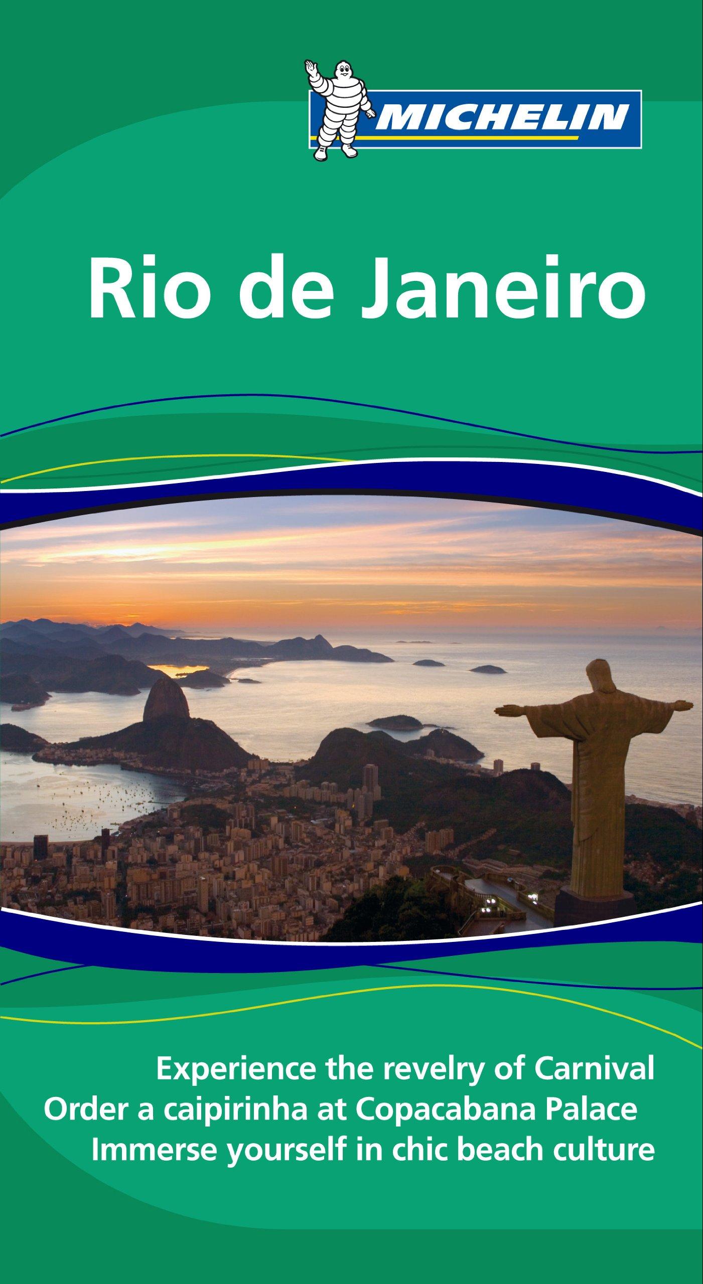 Michelin Green Guide Rio de Janeiro, 1e (Green Guide/Michelin) pdf