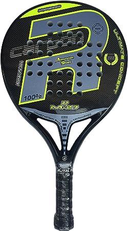 Amazon.com: M-27 Gris – Profesional Raqueta Padel y Tenis de ...