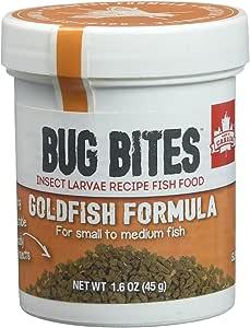 Fluval Bug Bites Goldfish Formula for Fish