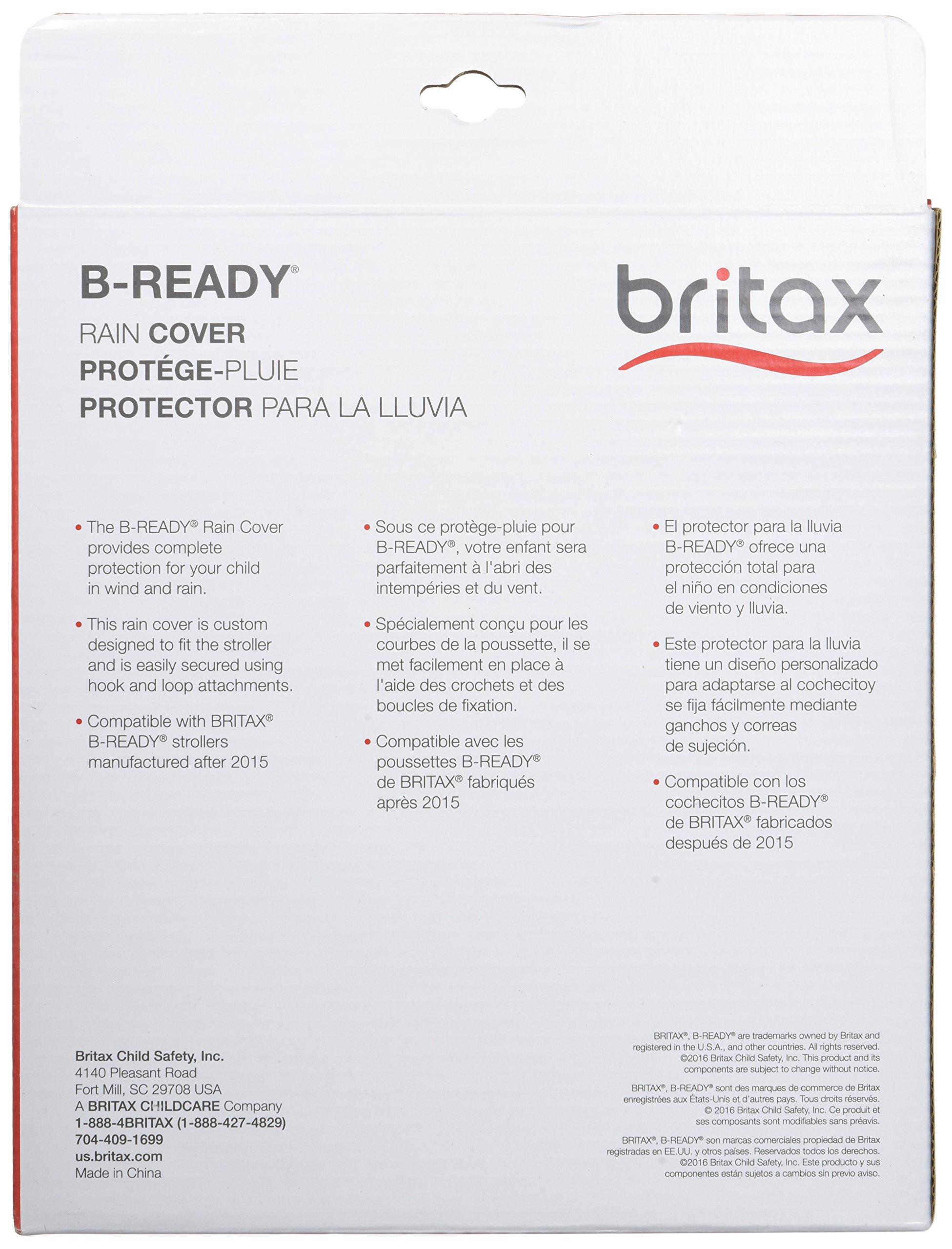 Britax B-Ready Stroller Wind and Rain Cover