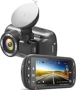 "Kenwood DRV-A301W 2.7"" HD Dashcam with Wi-Fi"