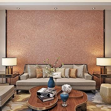HANMERO Luxury Design Vermiculite Glimmer Stones Tapete Wandverkleidung Für  Zuhause, Schlafzimmer, Esszimmer Und Hotel