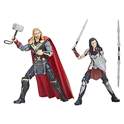 Marvel Studios: The First Ten Years Thor: The Dark World Thor and Sif: Toys & Games