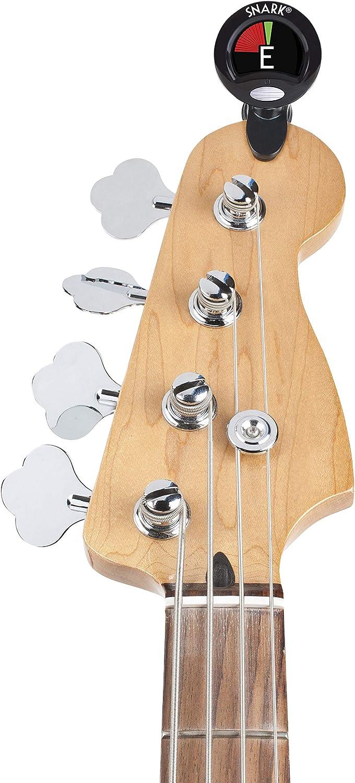 Snark SN-5X Original Clip On - Afinador guitarra, bajo y violín ...