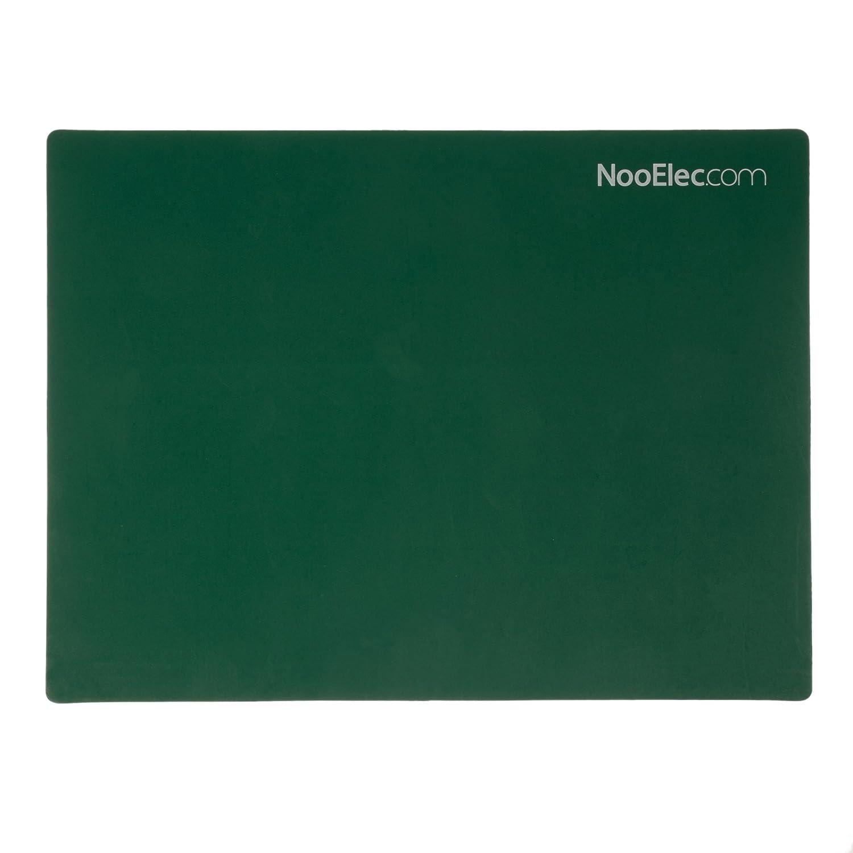 Tapis de soudage et de réparation de circuits NooElec pour fabricants et bricoleurs, 30 cm x 23 cm, ESD et sécurité haute température ESD et sécurité haute température NooElec Inc.
