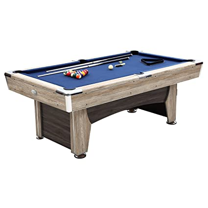 Amazoncom Harvil Beachcomber Indoor Pool Table Inches With - Pool table rental dallas