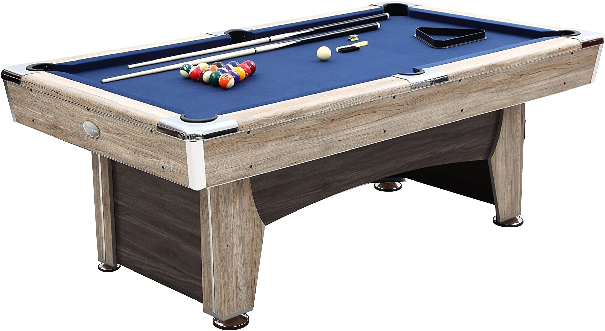 Harvil Beachcomber Indoor Pool Table 84 Inches with Complete Accessories Set  sc 1 st  Amazon.com & Pool \u0026 Billiards Tables | Amazon.com: Pool \u0026 Billiards