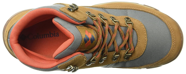 Columbia Womens Endicott Classic Mid Waterproof Hiking Boot