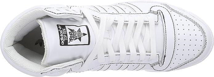 adidas Originals Top Ten HI, Zapatillas Altas para Hombre, Blanco ...