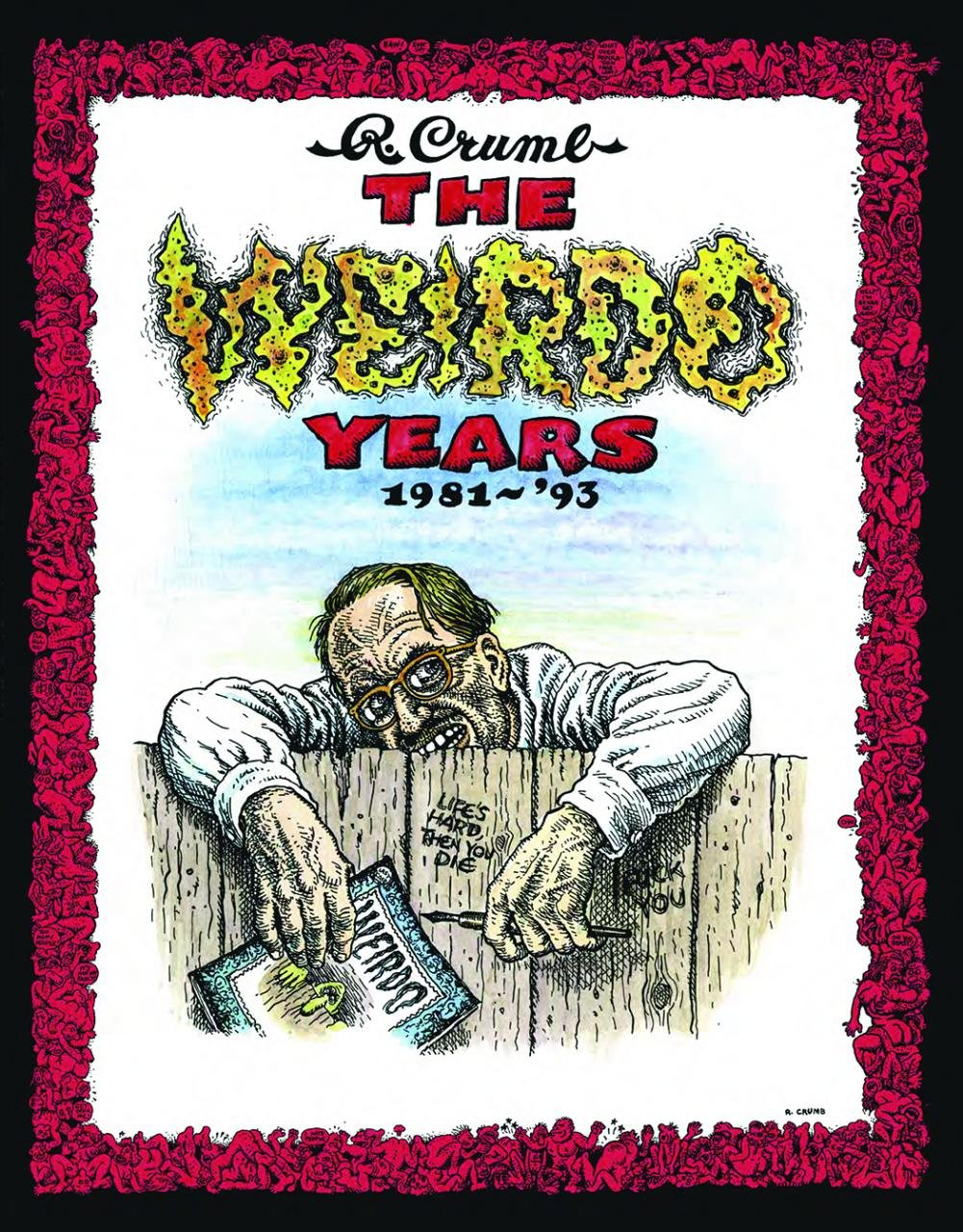 Download The Weirdo Years by R. Crumb: 1981-'93 pdf