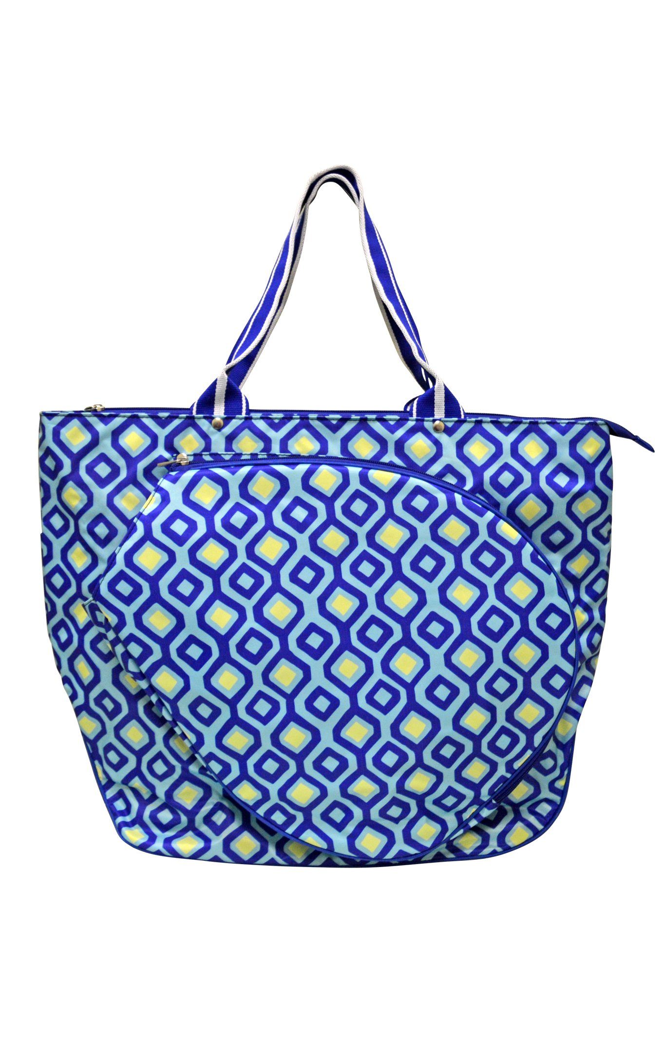 All for Color Tennis Tote (Center Court)