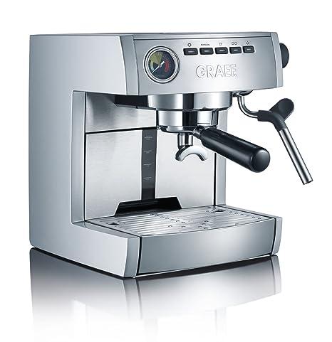 Graef ES85EU Cafetera Espresso, 230 V, 1470 W